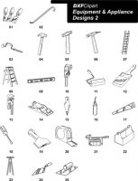 DXF Equipment & Appliance Designs 2
