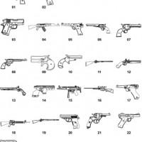 DXF Firearm Designs 1