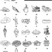 DXF Food & Beverage Designs 1