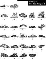 DXF Hot Rod Designs 3