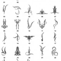 DXF Pinstripe Designs 5