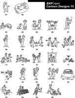 DXF Cartoon Designs-15