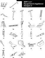 DXF Equipment & Appliance Designs 2