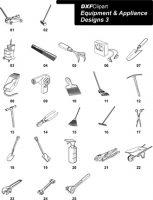 DXF Equipment & Appliance Designs 3