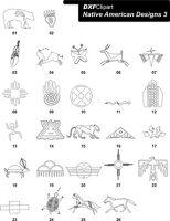 DXF Native American Designs 3